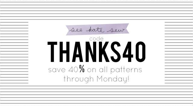Save 40% through Monday