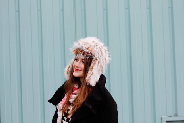 trapper hat for men and women in 5 sizes