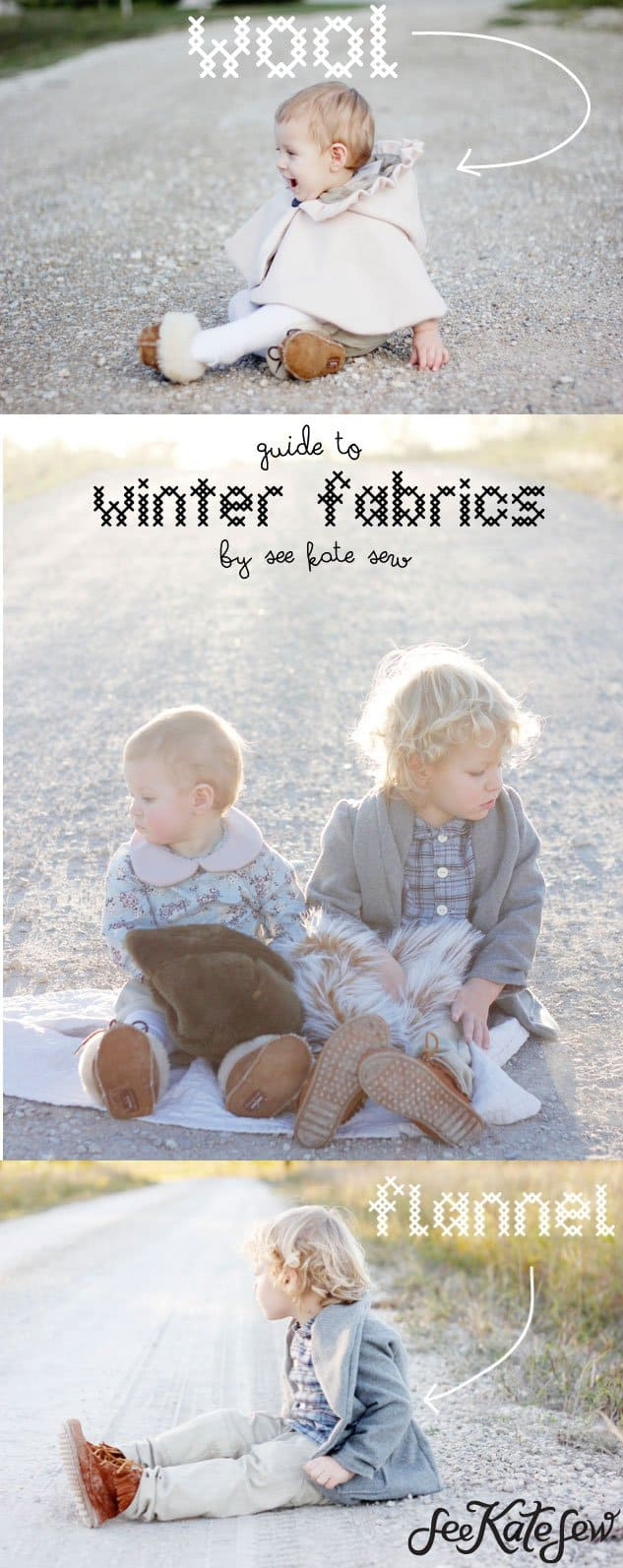 Winter Fabric Guide | See Kate Sew