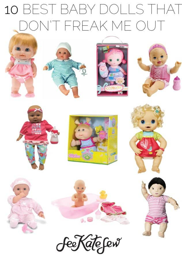 10 Best Baby Dolls | See Kate Sew