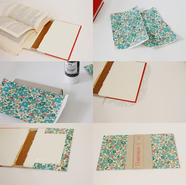 Book Cover Sewing Zip Code : Buy diy zipper book clutch tutorial see kate sew