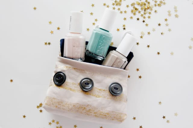 DIY nail polish kit -- just add nail polish