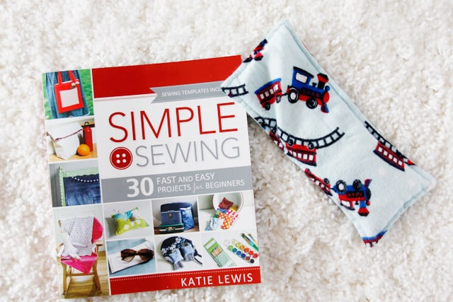 rice heat pack | Simple Sewing 30