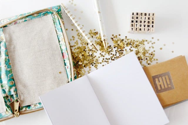 Buy diy zipper book clutch tutorial see kate sew stationary kit solutioingenieria Choice Image