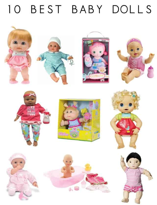 Gift Guide 10 Best Baby Dolls That Don T Creep Me Out