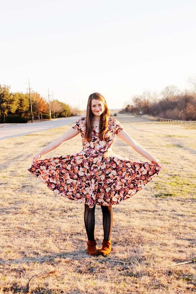 circle-dress