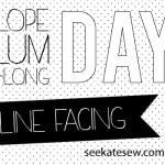 Penelope Peplum Sew-a-long Day 5: Neckline