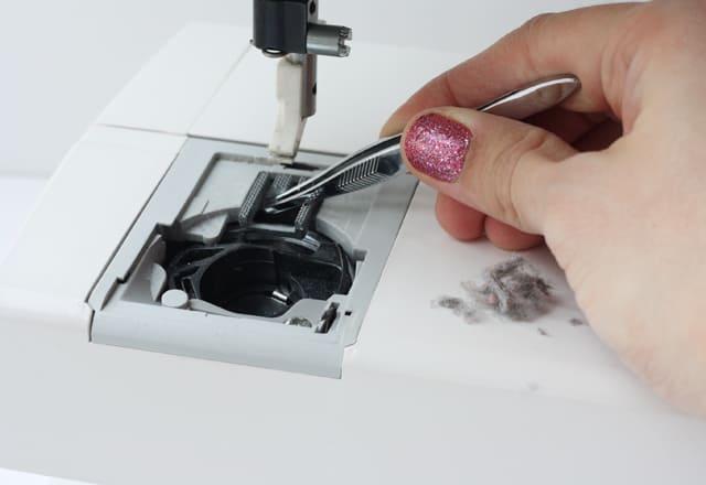 basics of sewing machine maintenance