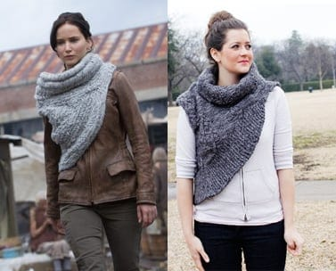 Free Knitting Pattern For Katniss Cowl : the katniss cowl sewing pattern: FREE! - see kate sew