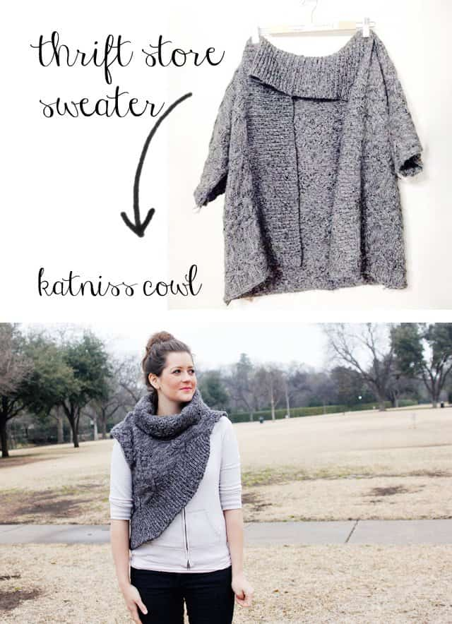 the katniss cowl sewing pattern: FREE! - see kate sew