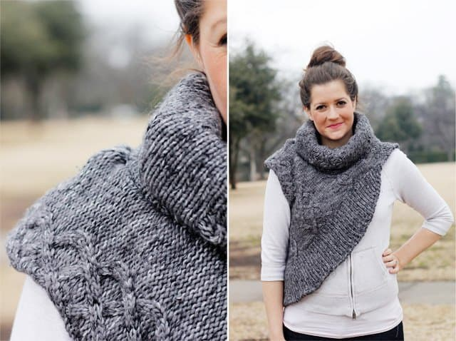 the KATNISS cowl! FREE sewing pattern seekatesew.com
