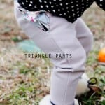 triangle pants pattern