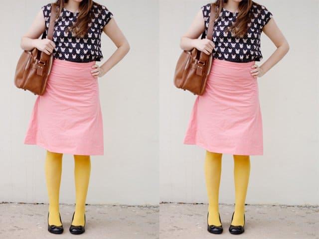 aline skirt pattern