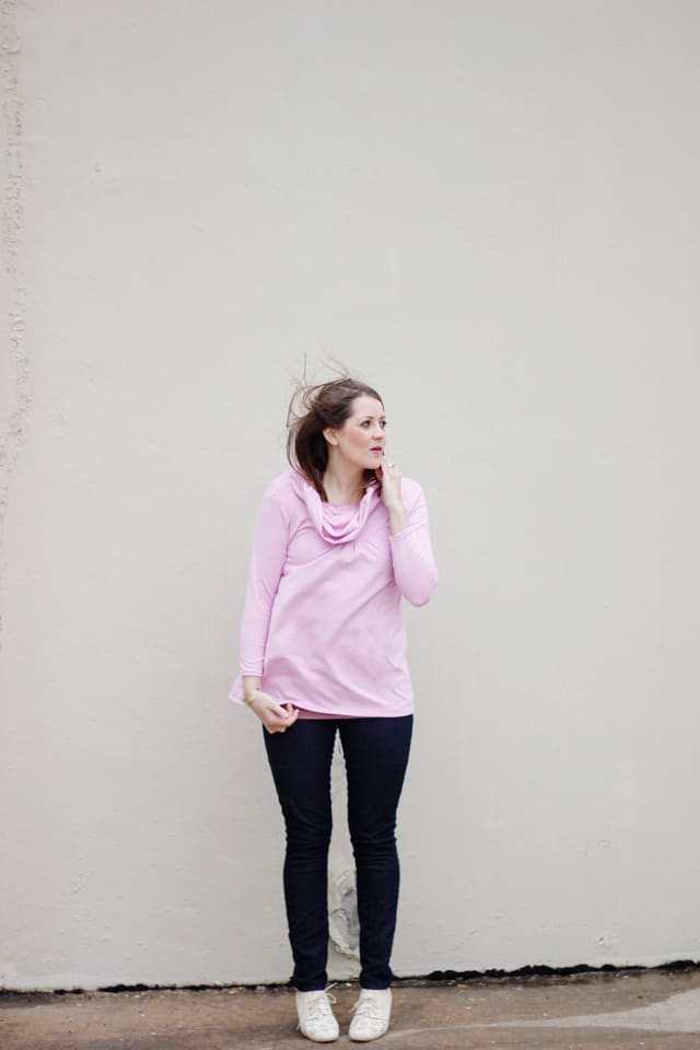 the City Girl in tunic length by See Kate Sew http://bit.ly/OliFV3