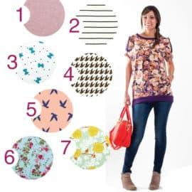 girl charlee knit fabrics!