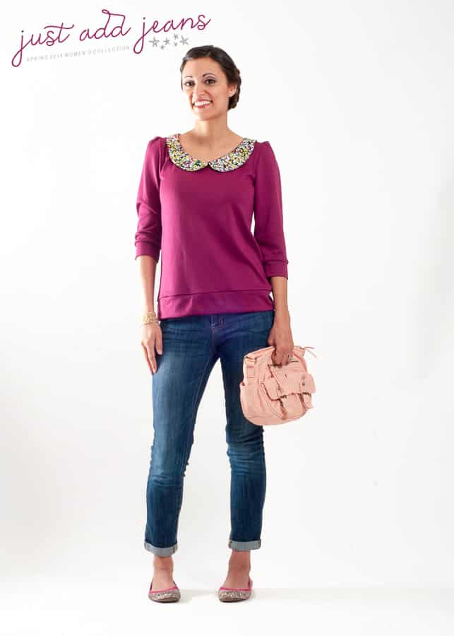 The Parisian by Go To Patterns