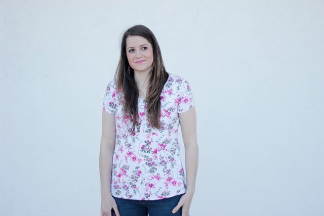 the wildflower top