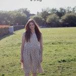 zippy dress hack tutorial + a goose dress