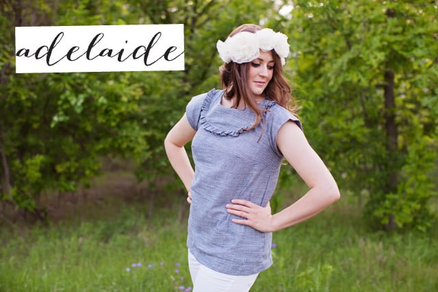 the ADELAIDE top