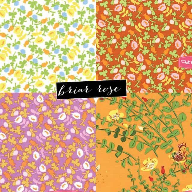 Briar Rose Fabrics