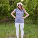 GARDEN PARTY LOOKBOOK // see kate sew patterns SP/SU 2014