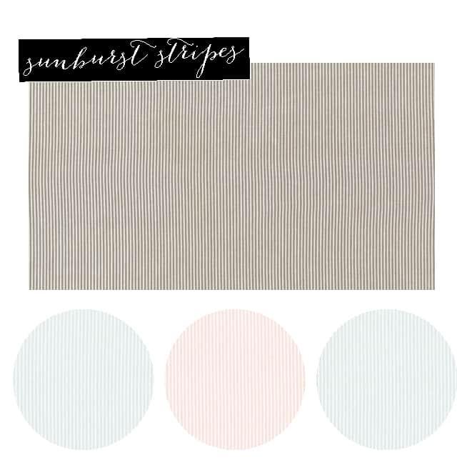 Sunburst Stripes by Dear Stella
