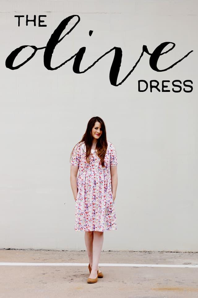 the-olive-dress