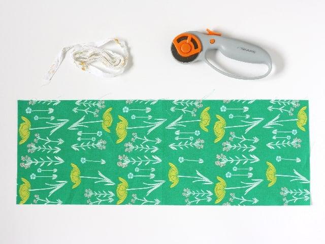how to make a drawstring bag easy