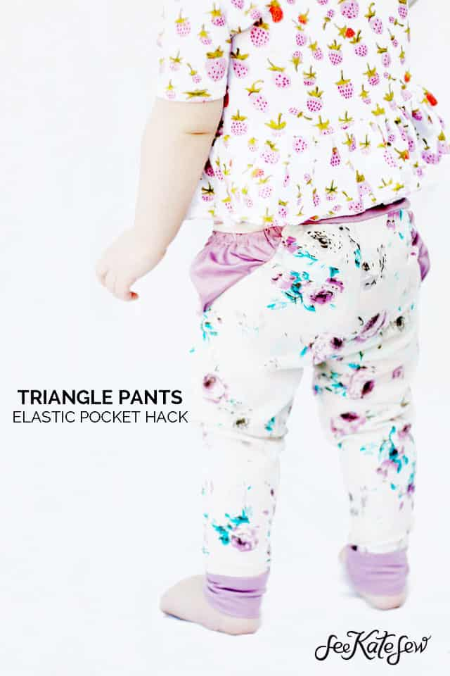 TRIANGLE PANTS HACK