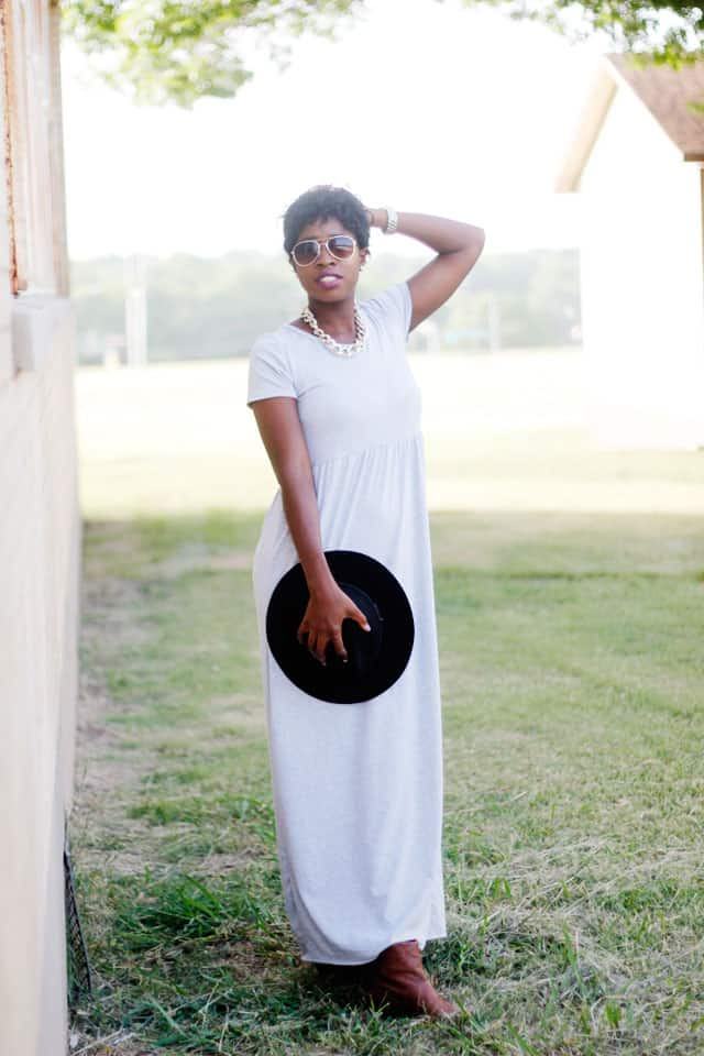the EVERYDAY MAXI dress // seekatesew.com