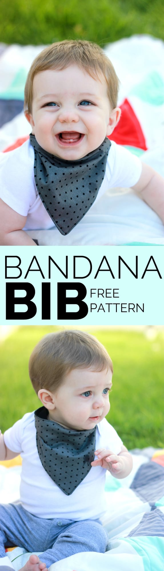 Bandana bib tutorial see kate sew free bandana bib pattern bandana bib tutorial how to make a bandana bib baditri Images