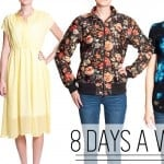 8 Days a Week // by Pattern Anthology!
