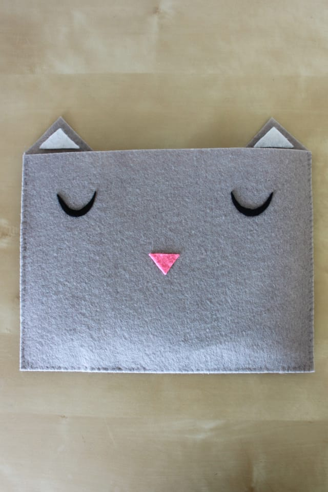 1cat tablet case tutorial