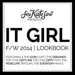 IT GIRL // FW 2014 LOOKBOOK