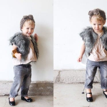 FAUX FUR CROPPED JACKET PATTERN (free!)