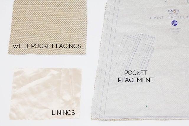 Simple Welt Pocket Tutorial