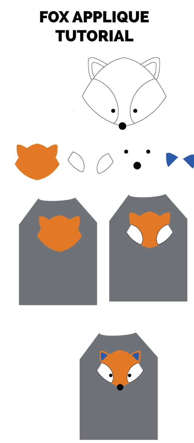 fox-applique