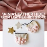 WIN A LEATHER HIDE!