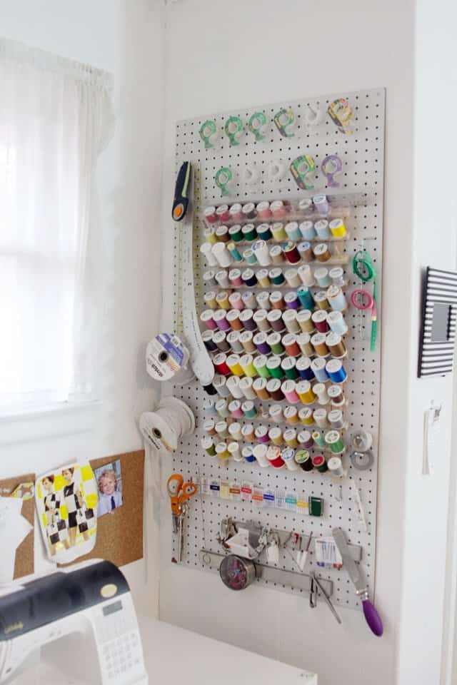 Sewing Room Tour // See Kate Sew