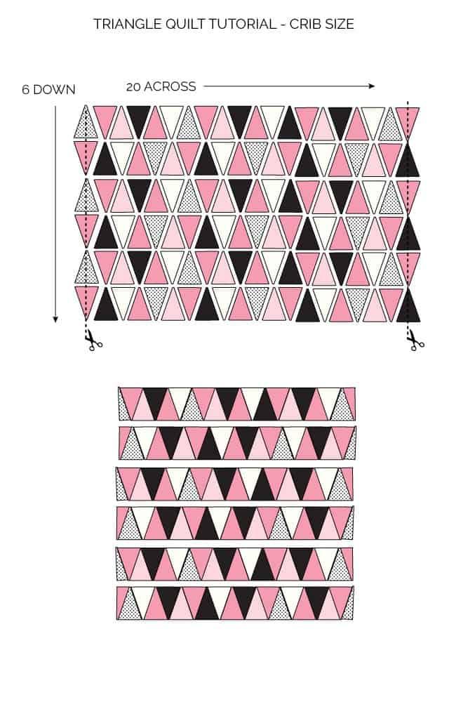 TRIANGLE-quilt-tutorial-1