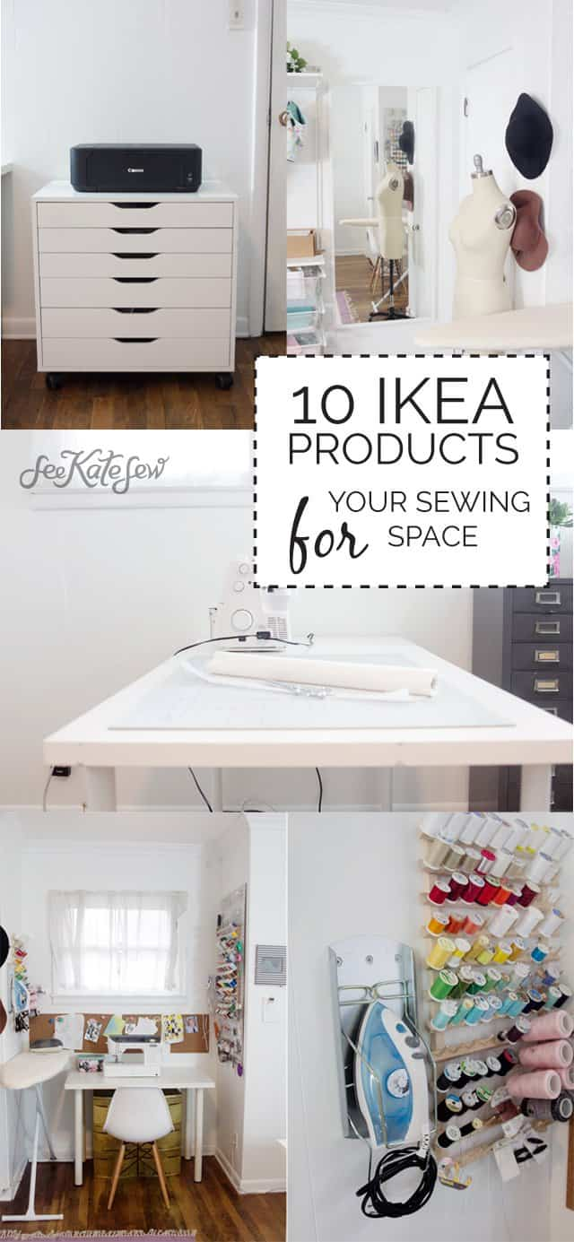how to create a sewing room