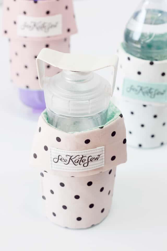 water-bottle-cozy-key-holder