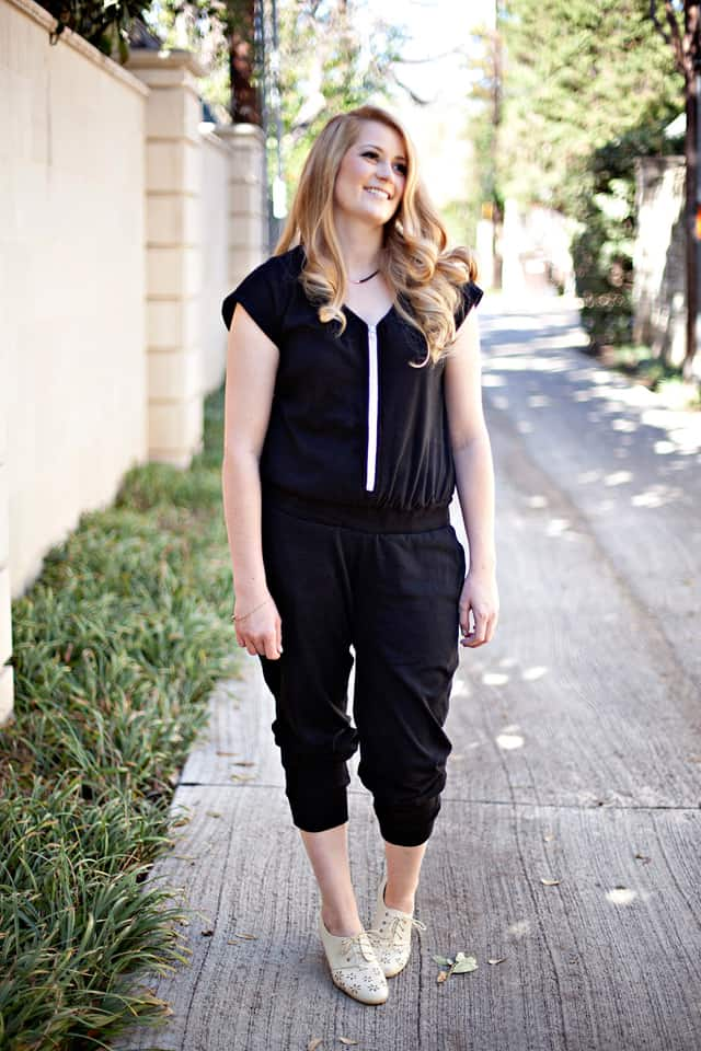DIY jumpsuit