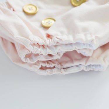 GOLD BUTTON BLOOMERS | FREE PATTERN | See Kate Sew