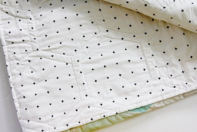 ONE HOUR HEXAGON QUILT | See Kate Sew