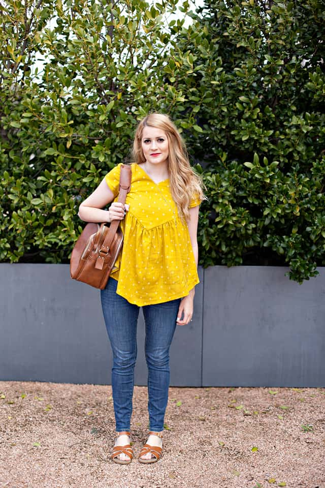 The SOHO Blouse Pattern | See Kate Sew