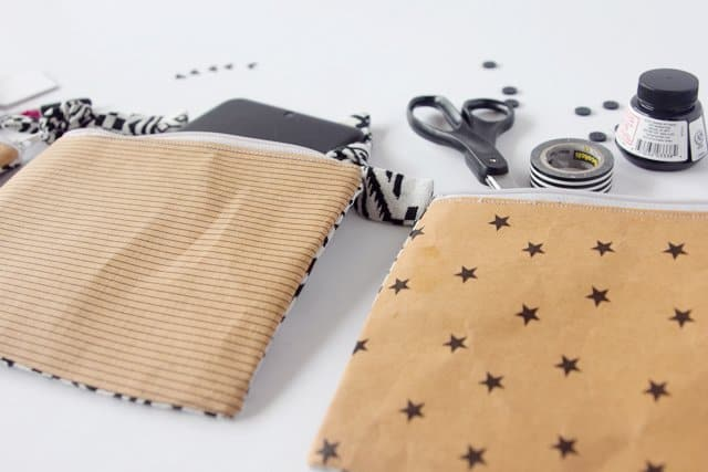 DIY Printed Pouch (from your printer!) | See Kate Sew