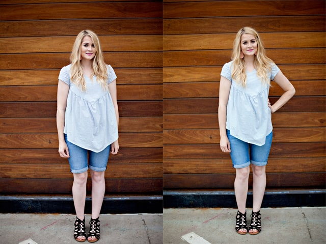 the SOHO top pattern | See Kate Sew