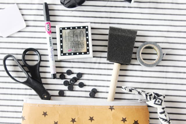 DIY Printed Pouch (from your printer!)   See Kate Sew