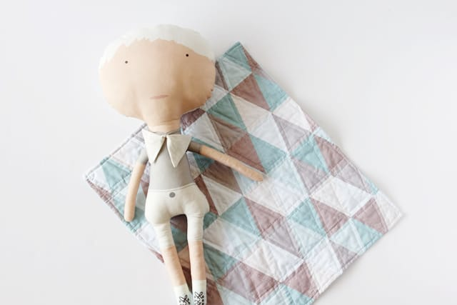 BOY DOLL FABRIC! | See Kate Sew
